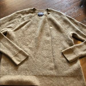 Abercrombie and Fitch 100%cashmere men's XL